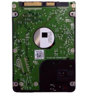 Жесткий диск 500 Гб ноутбука 2,5 как новый