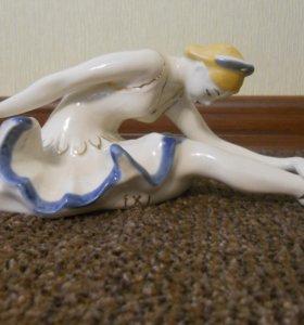 Фарфор балерина