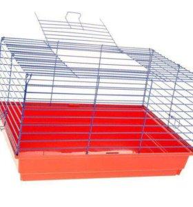 Клетка для кроликов, шиншилл, свинок