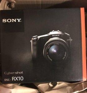 Новый Sony Cyber-shot DSC-RX10