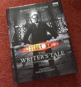 Книга Writer's tale /Doctor who/доктор кто