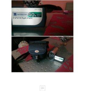 Продам видеокамеру sony, кассетная