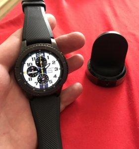 Часы Самсунг Gear S3 Frontier