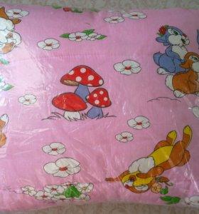 Одеяло детское 100*140 НОВОЕ