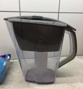 Фильтр для воды (+3 кассеты)