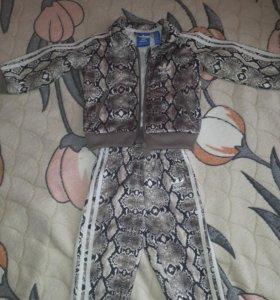 Спортивный костюм Adidas 74 р.
