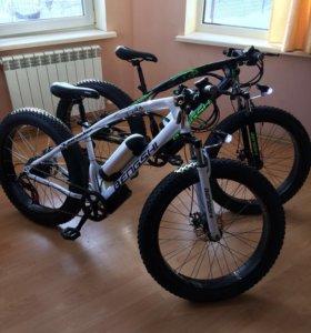 Электровелосипед фэтбайк