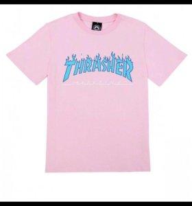Thrasher розовый