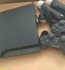 PS3 приставка