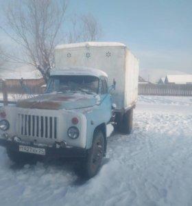 Газ - 53, будка