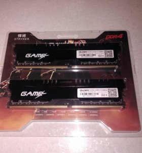 Gloway GAME 8GB (2x4GB) DDR4 2133Mhz