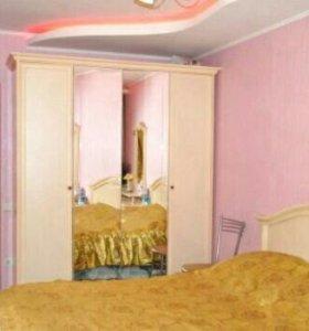 Мебель в спальню кровать Шатура