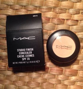 Консилер MAC studio finish concealer nw15