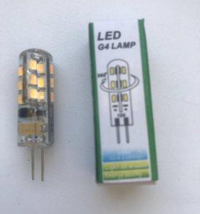 Лампочки для люстр и светильников Led G4 Lamp