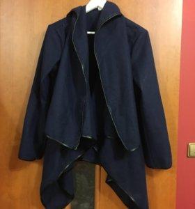 Накидка- пальто