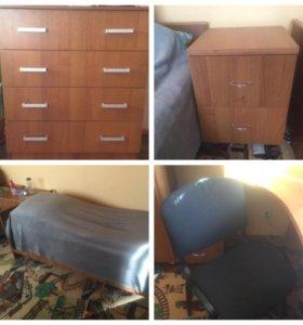 Мебель в детскую для 2 детей