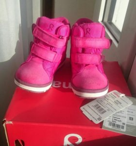 Ботинки Reima tec patter для девочки