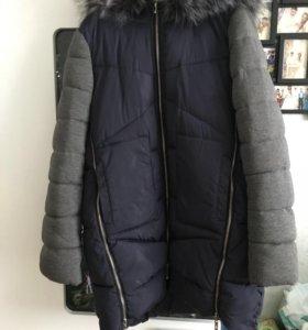 Продам зимнею куртку