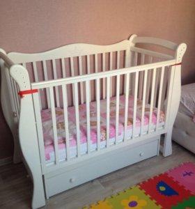 СРОЧНО!!! Детская кроватка