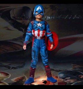 Костюмы супергероев Marvel
