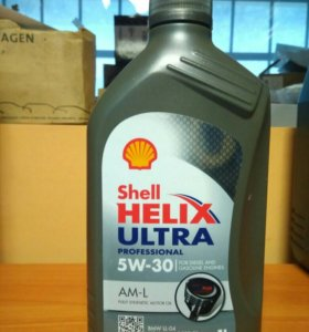 SHELL HELIX ULTRA PRO AM-L 5W-30 1Л