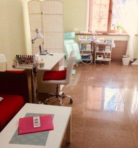 Рабочее место косметолога
