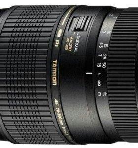 Tamron AF 70-300 f/4-5,6 DI LD Macro Sony
