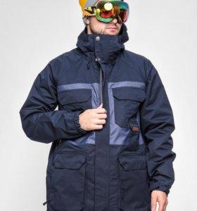 Зимняя сноуборд куртка burton MB frontier jacket