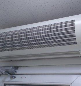 Тепловая завеса Тепломаш 6 кВт