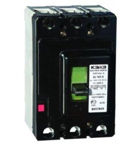 Автоматический выключатель ВА57Ф35-340010-20 160А