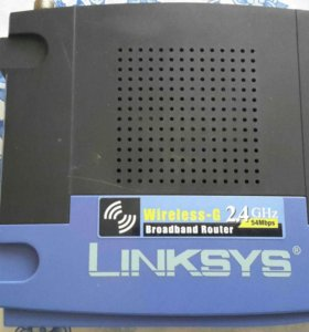 Linksys G broadband Router