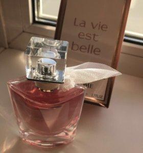 Парфюм Lancôme la vie est belle 50мл новый