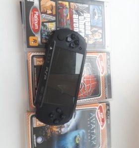 Sony PSP Street