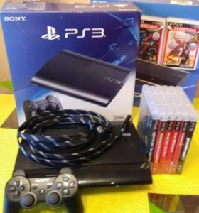 Sony Play Station 3 Super Slim 500ГБ