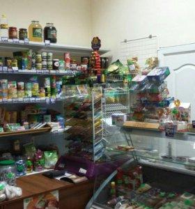 Продавольственный магазин