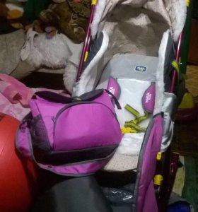 Санки-коляска «Ника детям 7-2»
