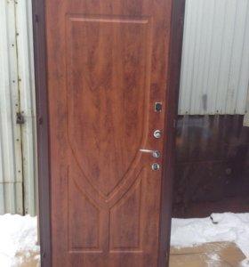Входная дверь PREMIUM (фирма Аманит) - выставочная