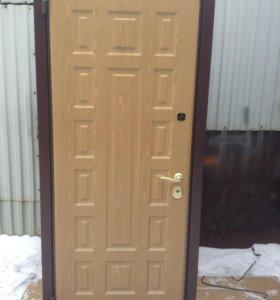 Дверь PREMIUM (фирма Аманит) выставочная