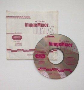 Диск ImageMixer for SONY