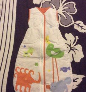 Спальный мешок в кроватку ИКЕА
