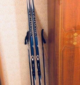Лыжи беговые Nordway 170 см