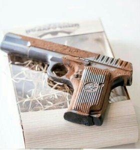 Шоколадные подарочные инструменты ручной работы