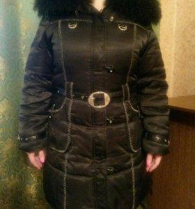 Пальто зимнее 48 р-р