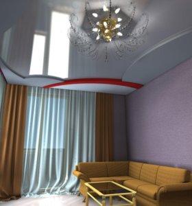 Идеальные натяжные потолки в Жукове