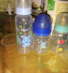 продам новые бутылочки