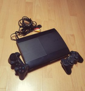 PlayStation 3 (PS3) + 34 игры