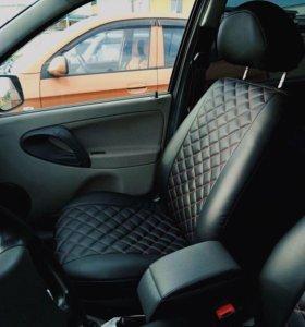 Модельные автомобильные чехлы премиум класса