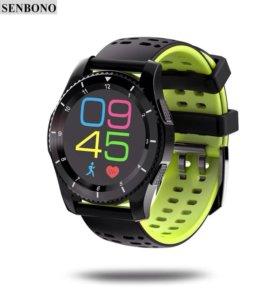 Смарт часы Senbono G8