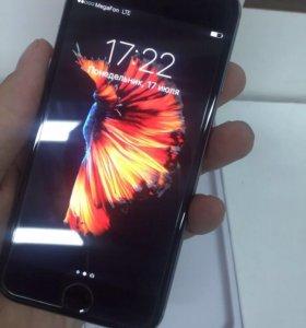 Айфон 6, 16 Гб Новый, Запечатанный с Touch ID