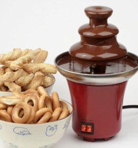 Шоколадный фонтан мини (фондю)